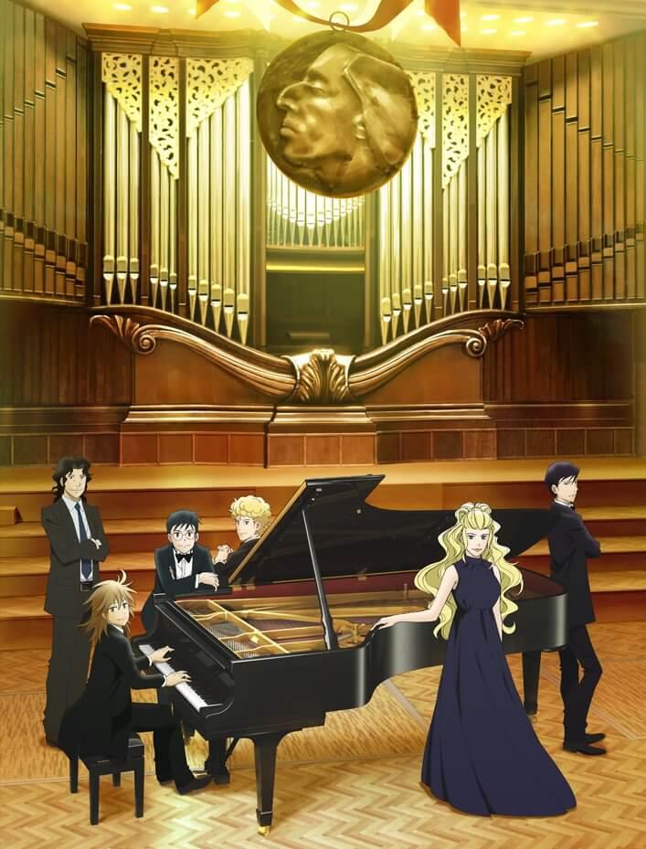 Piano no Mori 2nd Season