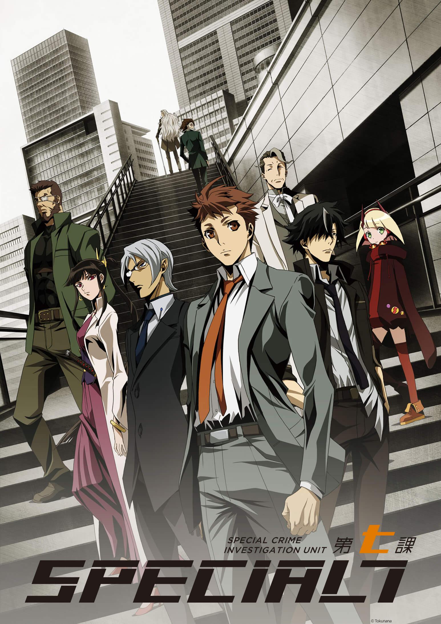 Special Crime Investigation Unit – Special 7