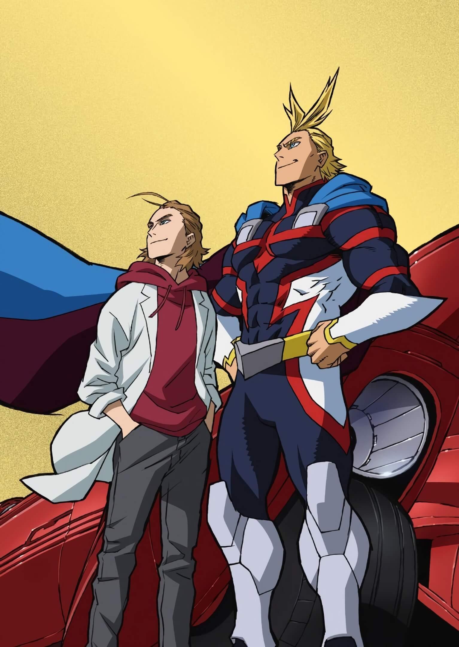 Boku no Hero Academia: All Might:Rising