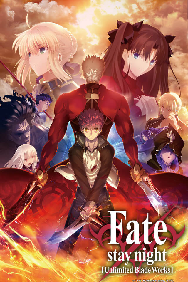Fate/stay night [Unlimited Blade Works] 2nd Season