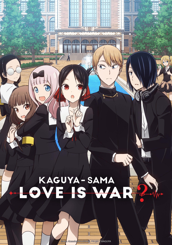 Kaguya-sama: Love is War? Season 2