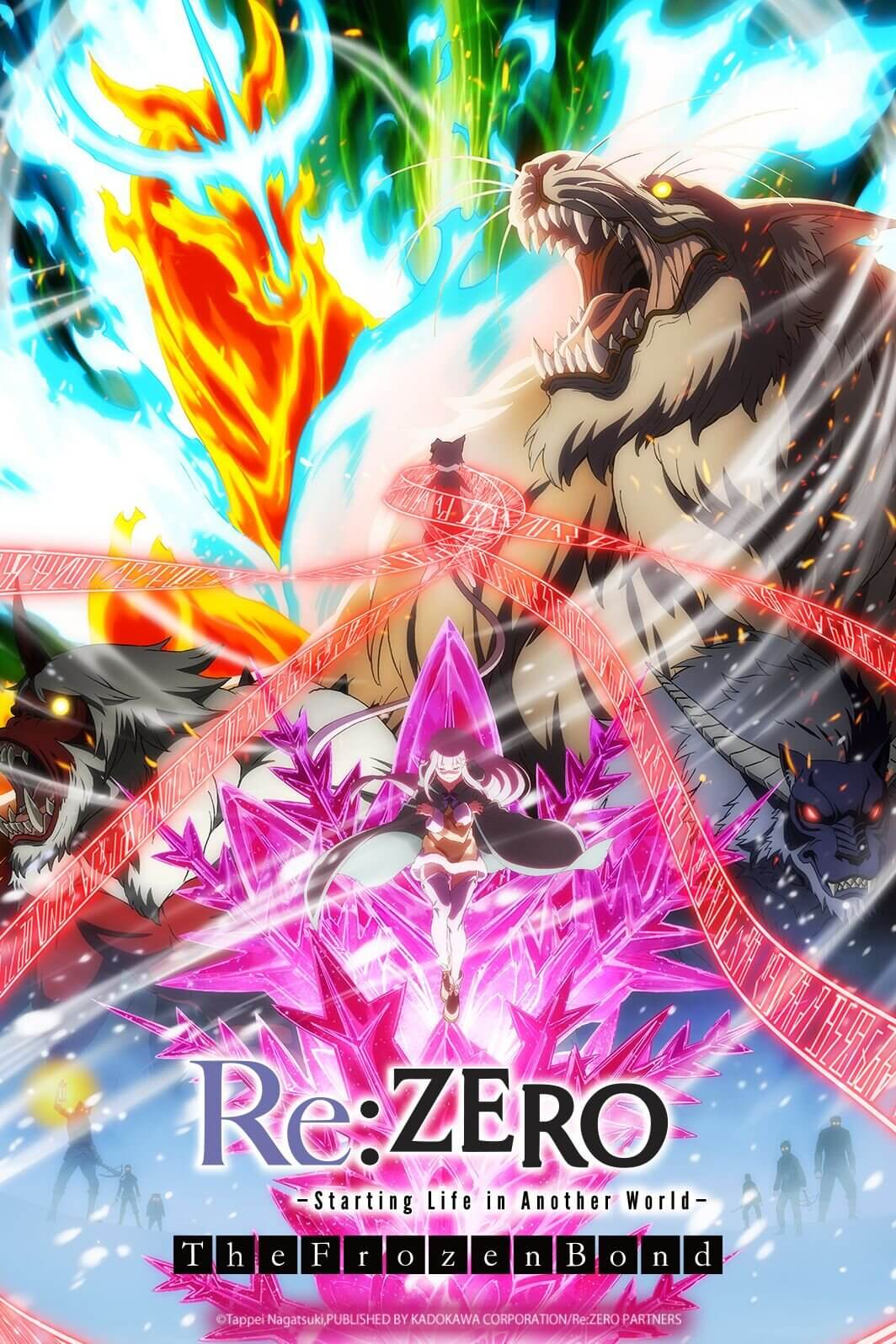 Re:Zero kara Hajimeru Isekai Seikatsu: Frozen Bonds