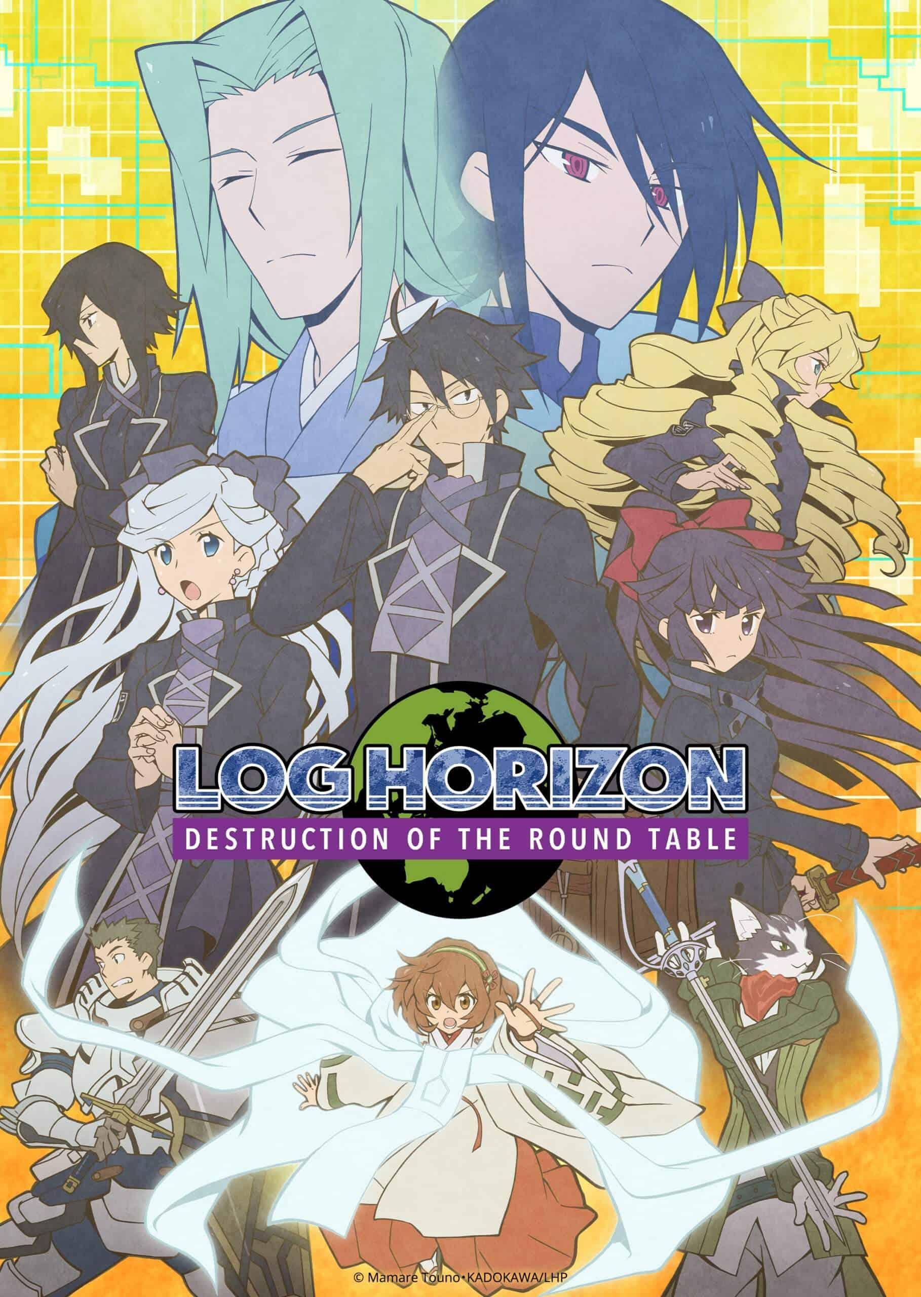 Log Horizon: Entaku Houkai