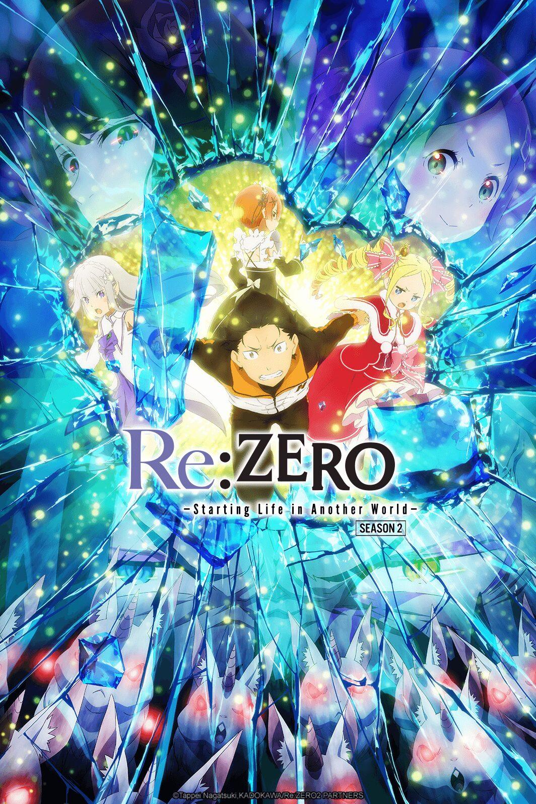Re:Zero kara Hajimeru Isekai Seikatsu 2nd Season Part 2
