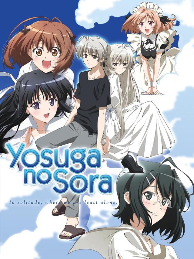 Yosuga no Sora: In Solitude, Where We Are Least Alone.