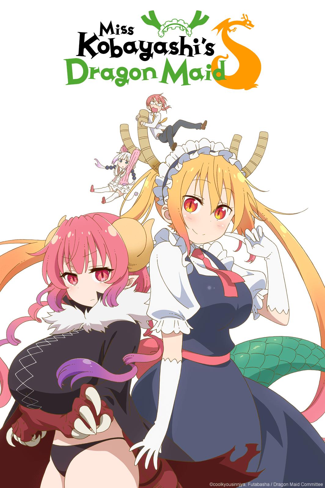 Kobayashi-san Chi no Maid Dragon S: Mini Dragon