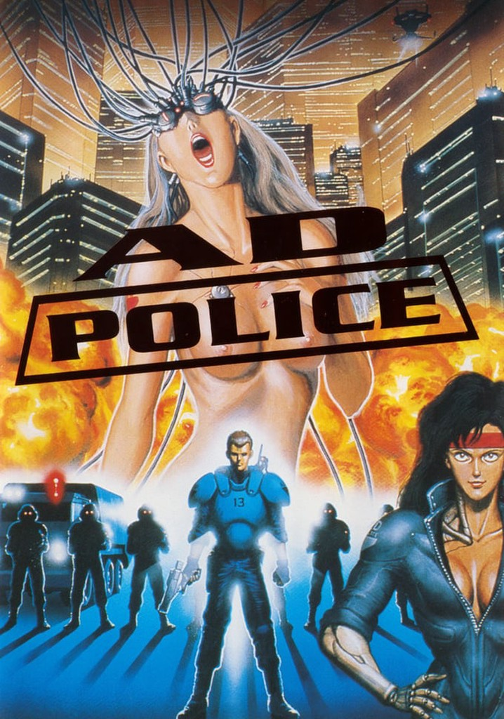 A.D. Police Files